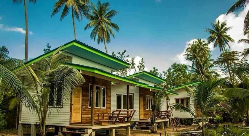 Top 5 hôtels pas cher à Koh Kood - bungalow