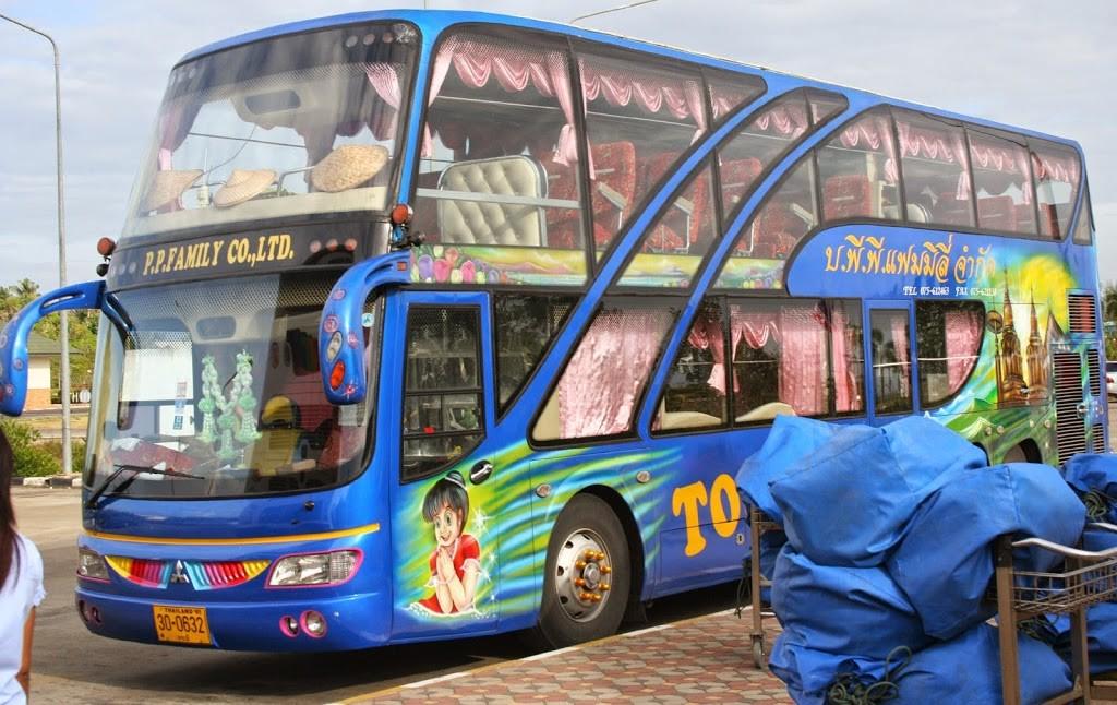 Personajes Comunes En Un Viaje En Autobús