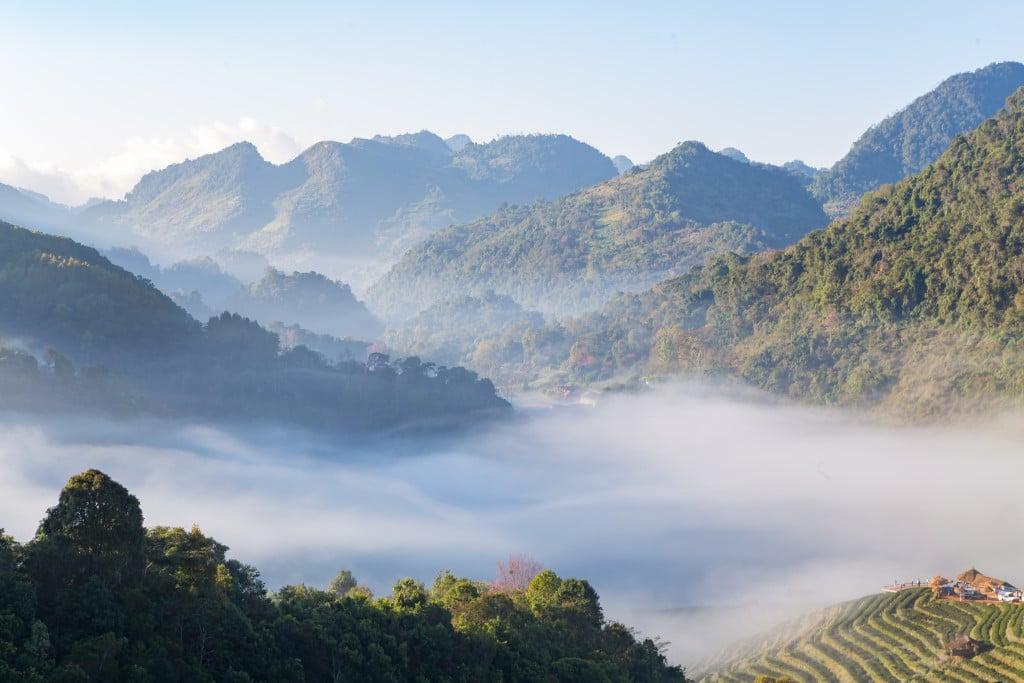 Fang et le Nord de la Thaïlande