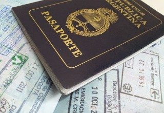 Informacion para visados a tailandia