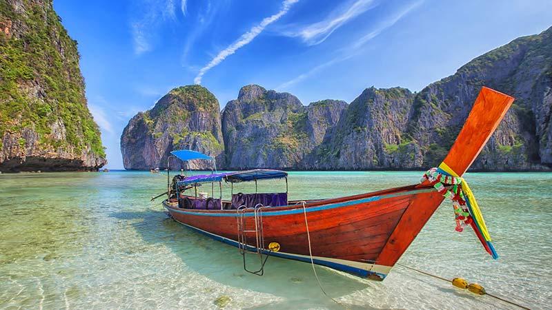 Guía de las islas Phi Phi