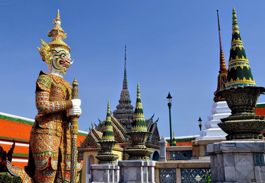 Guíade Bangkok para viajeros