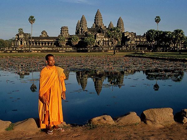 Hôtels pas chers dans les environs d'Angkor Wat