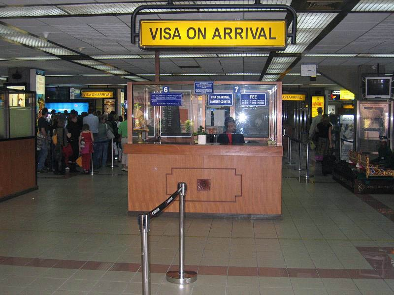 visado para viajar indonesia