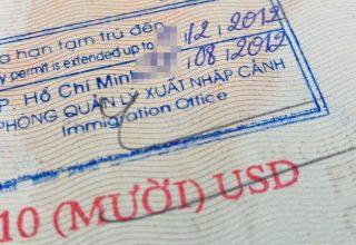 Informacion para visados a Vietnam