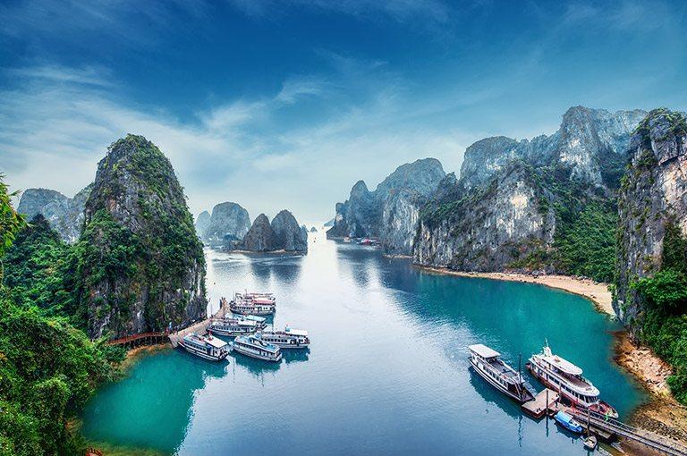 Meilleures excursions à Hanoi - Découvrir la Baie d'Halong