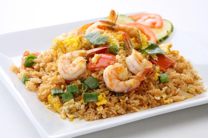 Arroz Frito Al Estilo Tailandes Recetas Cocina De Tailandia