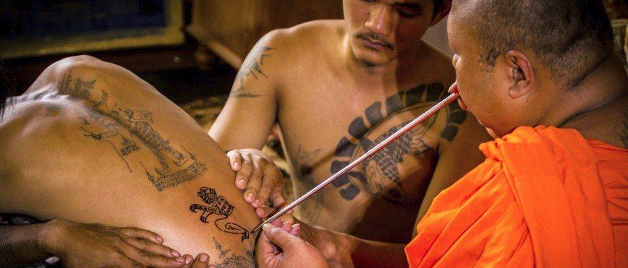 tatuaje en tailandia