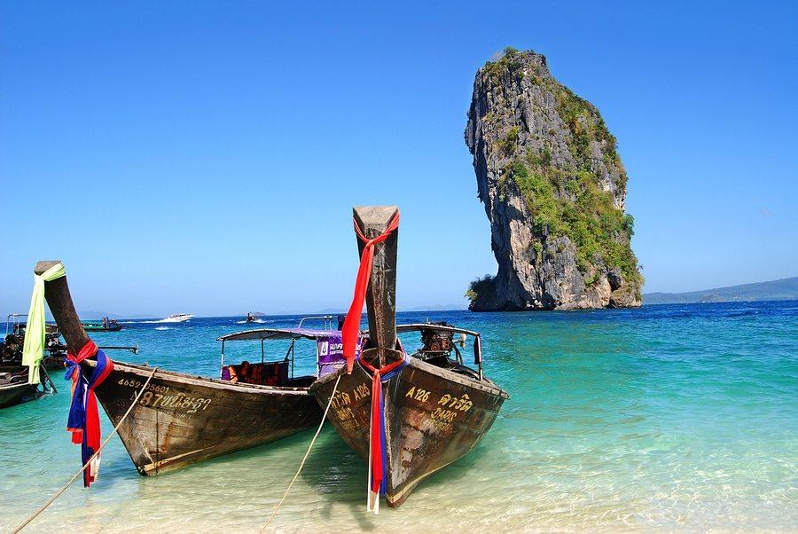 Koh Poda, trésor caché de la côte de Krabi