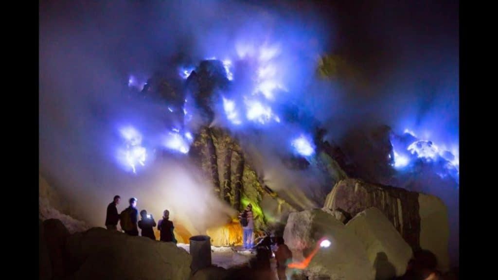 Resultado de imagen para El volcán Ijen